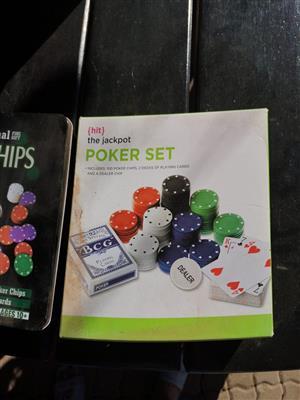 Poker set