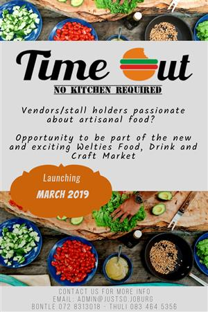 Time Out Food & Craft Market