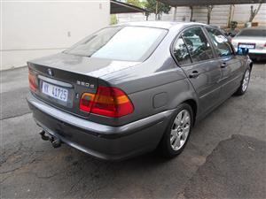 2003 BMW 3 Series sedan 320D A/T (G20)