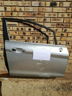 Ford Fiesta Mk3 Right Front Door  Contact for Price