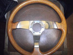 350mm Personal steering wheel