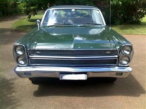 1970 Ford Fairlane ZC, Rare Manual V8 African/ Oz muscle car, original paint and interior car R/Swop