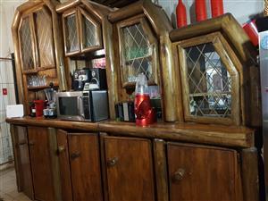 Ranch furniture kitchen units