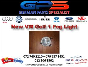 New Golf 1 Fog Light for Sale