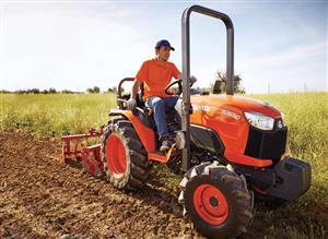 Kubota B2650 Diesel Tractor