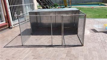 Steel Cage (1800Lx1800Wx900H)