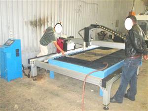 P-1530VA MetalWise Standard CNC Plasma Cutting Table 1500x3000mm, Servo Motors, Arc