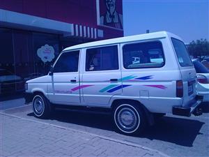 1995 Toyota Venture