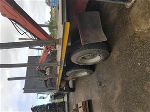 Crane Truck for sale in running condition