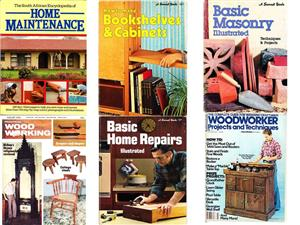 Woodwork Books