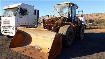 Cat 962H Front End Loade