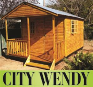 City Wendy and Log Homes