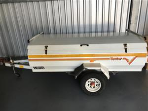 7ft Venter Trailer