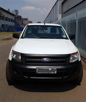 2013 Ford Ranger 2.2 (aircon)