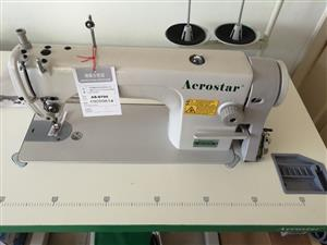 Industrial sewing machine New