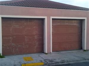 2nd hand automatic Garage Doors