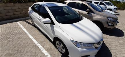 2014 Honda Ballade 1.5 Elegance