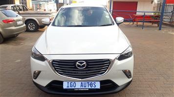 2017 Mazda CX-3 2.0 INDIVIDUAL PLUS A/T