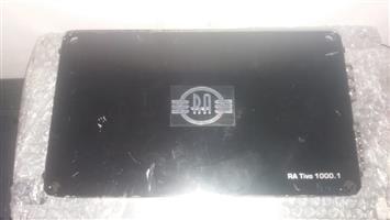 Audio Monoblock Amplifier. For Sale.