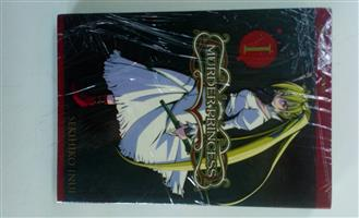 *Manga* Murder Princess Vol 1