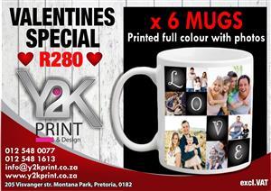 Printed Mugs Special