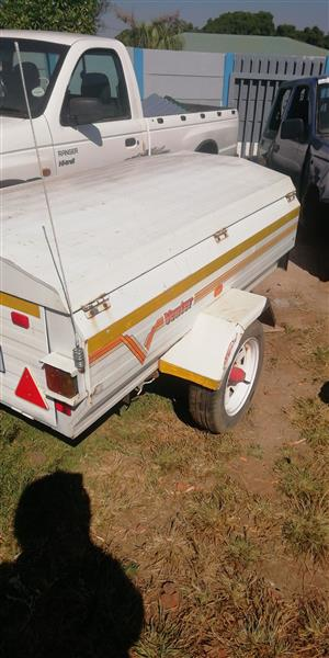 6ft Venter trailer for sale