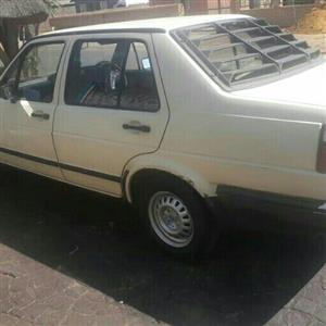 1987 VW Jetta 1.8T R