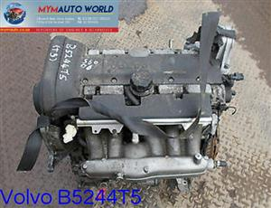 Imported used  VOLVO S60 2.4L engine Complete