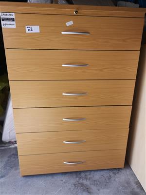 6-Drawer Filing Cabinet