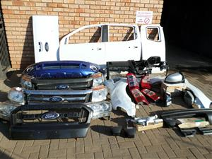 Ford Ranger T6 T7 Body Parts
