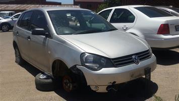 Volkswagen Polo Vivo 1.4 - 2014 : Stripping for spares