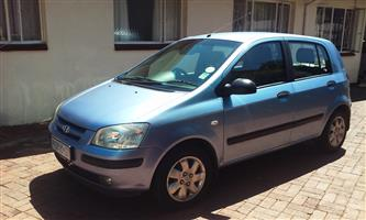 2004 Hyundai Getz 1.6