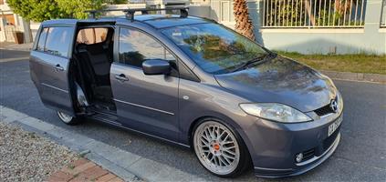 2008 Mazda 5 Mazda 2.0 Original