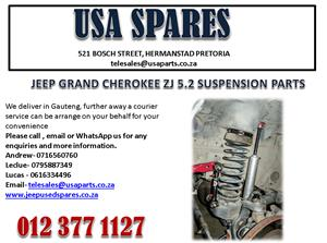 JEEP GRAND CHEROKEE ZJ 5.2 SUSPENSION PARTS FOR SALE