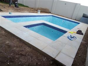 Swimming pools and renovations