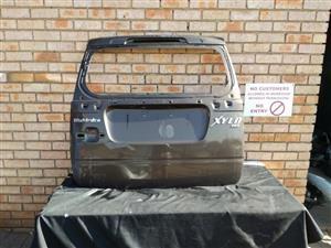 Mahindra Xylo Tailgate