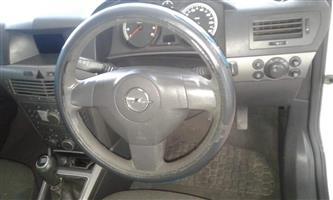 2007 Opel Astra sedan 1.6 Essentia
