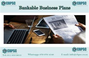 Business Plans for Funding