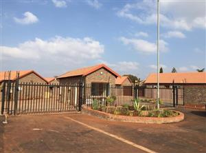 Freestanding 2 and 3 Bedroom townhouses with ALL COSTS INCLUDED!