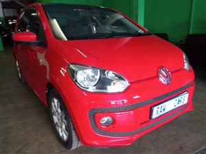 2016 VW up! club  3 door 1.0