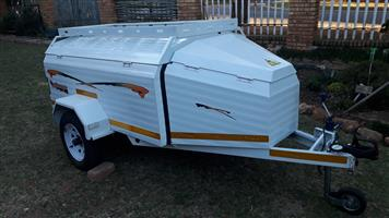 Excellent condition - Challenger 750 Trailer for sale
