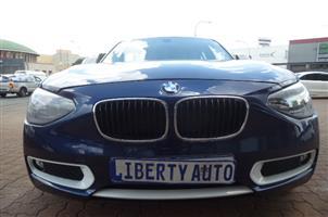 2014 BMW 1 Series 116i 5 door M Sport