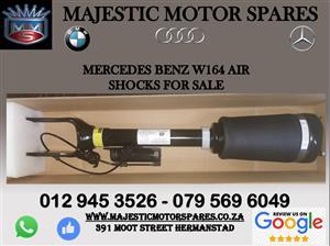 Mercedes benz w164 air shocks for sale