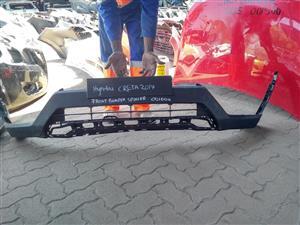 Hyundai Creta Front Bumper Spoiler