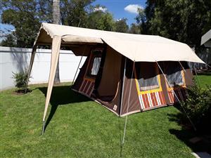 6 Man Aluminium frame tent