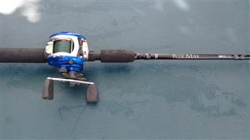 Bass Rod and Reel