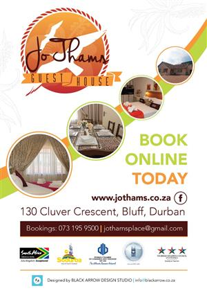 Durban ,Bluff Accommodation