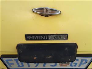 1978 Mini GTS