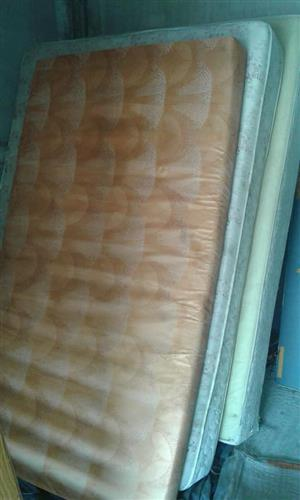 Double bed mattresses for sale