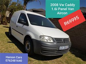 2008 VW Caddy panel van CADDY 1.6i (81KW) F/C P/V